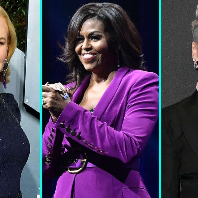 Nicole Kidman, Michelle Obama and Pink