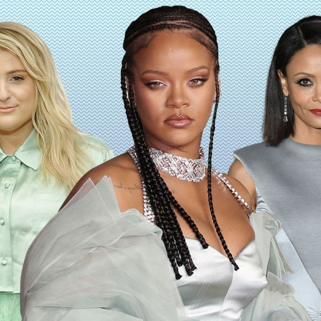trainor, rihanna, thandie