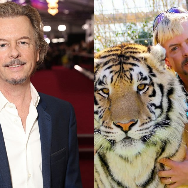 David Spade and Joe Exotic