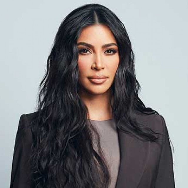 Kim Kardashian for social justice project