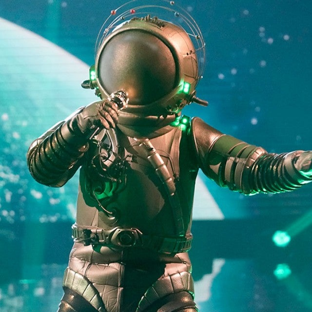 The Astronaut on 'The Masked Singer'