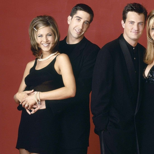 'Friends' cast