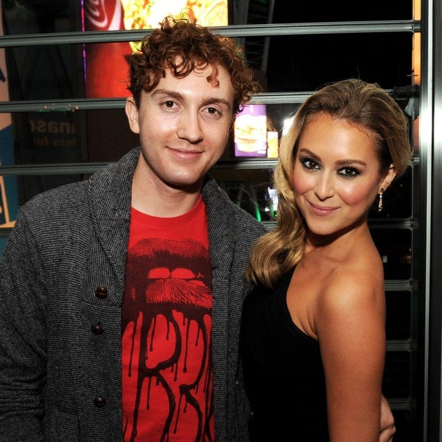 "Actors Daryl Sabara (L) and Alexa Vega pose at the after party for the premiere of Open Road Films' ""Machete Kills"""