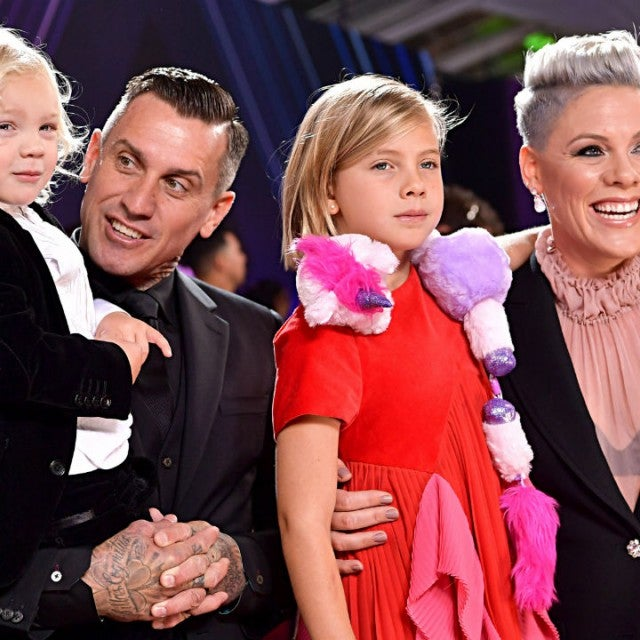 Jameson, Carey Hart, Willow, Pink