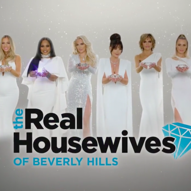 The season 10. cast of Bravo's 'The Real Housewives of Beverly Hills.'