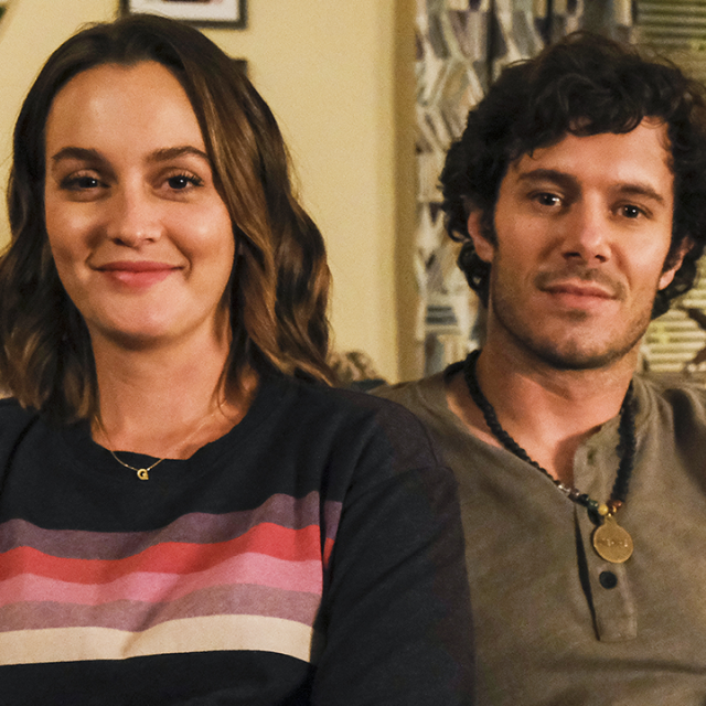 Single Parents: Adam Brody and Leighton Meester