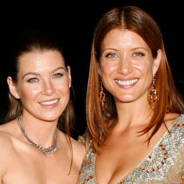Ellen Pompeo and Kate Walsh in 2006