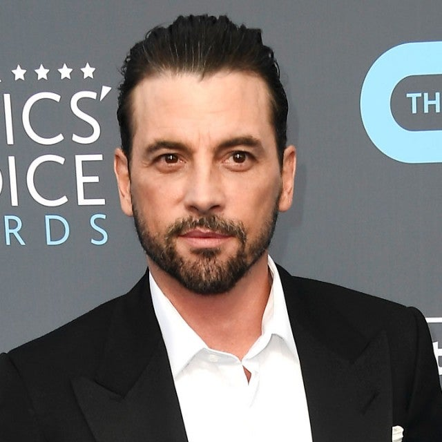 Skeet Ulrich at The 23rd Annual Critics' Choice Awards