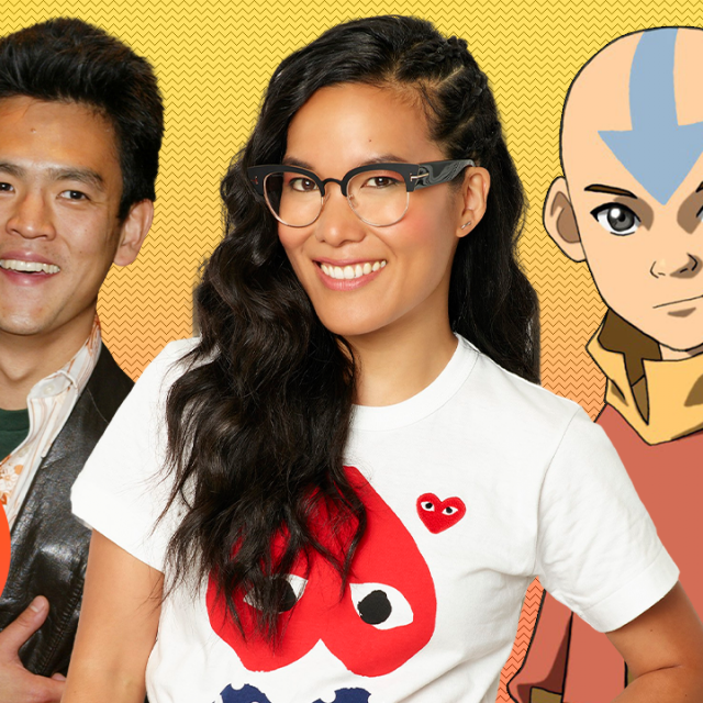 John Cho, Ali Wong and Avatar: The Last Airbender