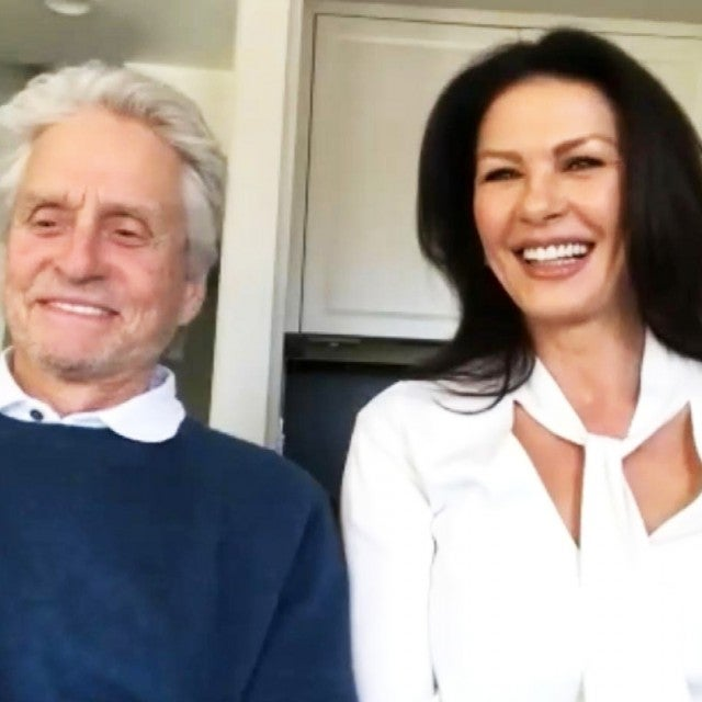 Michael Douglas and Catherine Zeta-Jones No Longer Empty Nesters Due to Quarantine (Exclusive)
