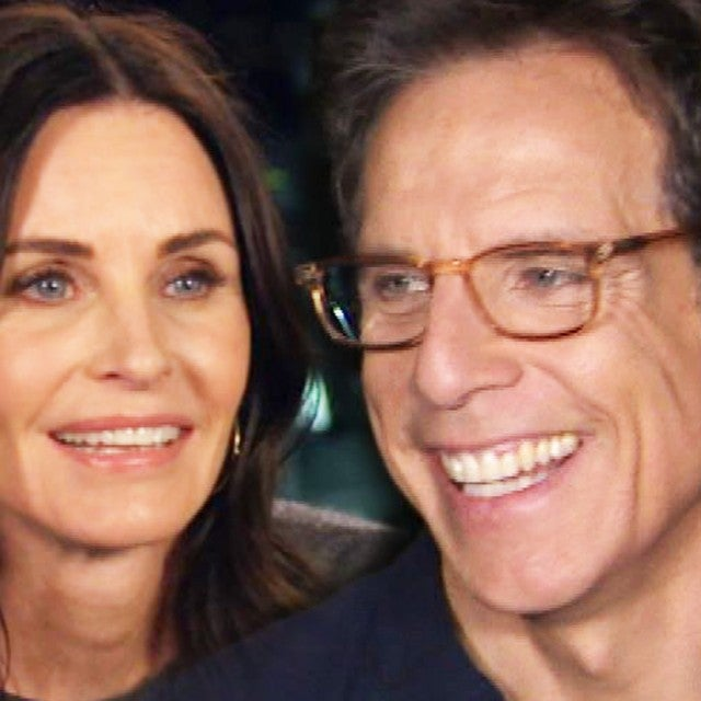 Ben Stiller Talks Being Trapped in an Escape Room With Courteney Cox
