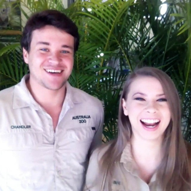 How Bindi Irwin Honored Her Late Father at Australia Zoo Wedding (Exclusive)
