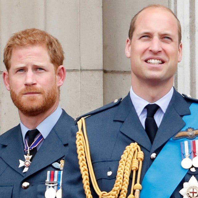 Prince Harry and Prince William Are Back 'in Touch'