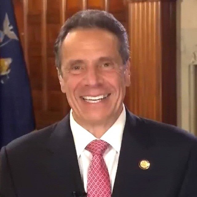Andrew Cuomo Says Quarantining With His 3 Daughters Has Been a 'Silver Lining'