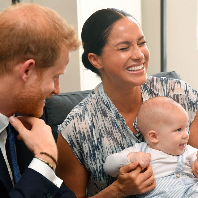 Meghan Markle and Prince Harry's Son, Archie, Turns 1! Looking Back at His Cutest Moments