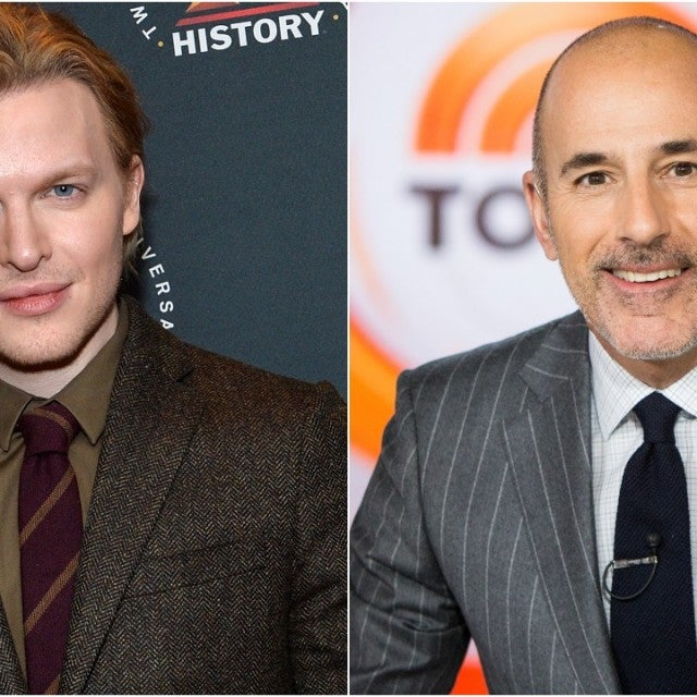 Ronan Farrow Matt Lauer Split