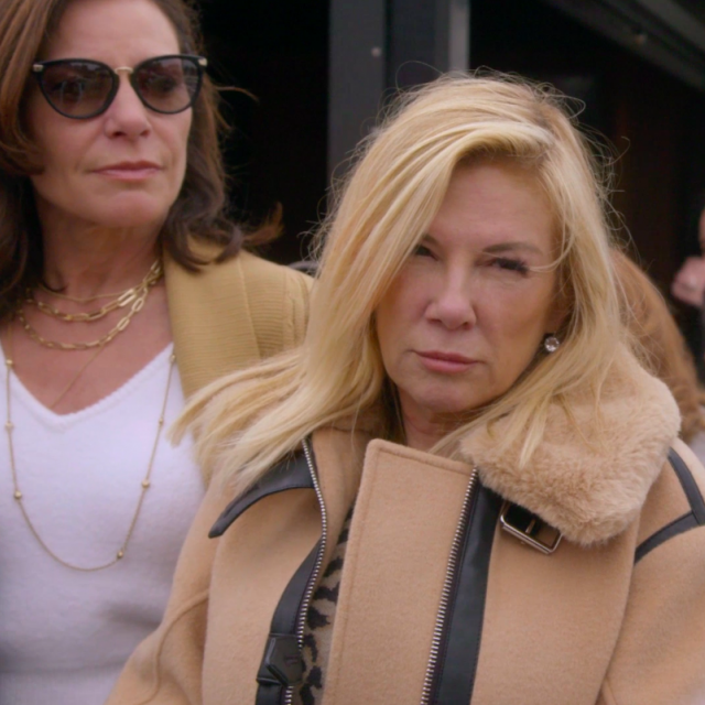 Ramona Singer on Bravo's 'The Real Housewives of New York City.'
