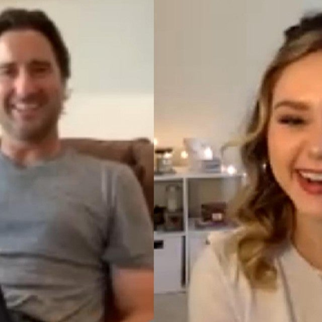 Luke Wilson and Brec Bassinger Spill Everything Fans Need to Know About 'DC's Stargirl' (Exclusive)