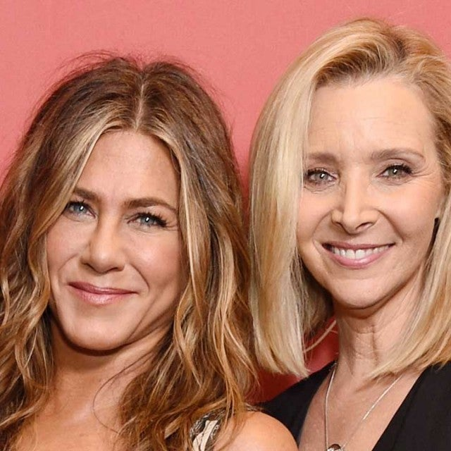 Jennifer Aniston and Lisa Kudrow