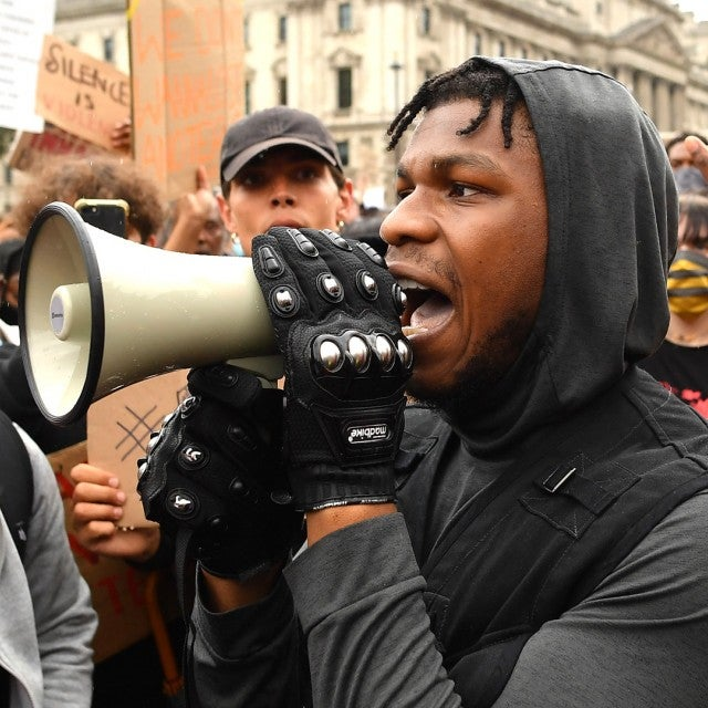 John Boyega Gives Impassioned Speech About Black Lives Matter Movement