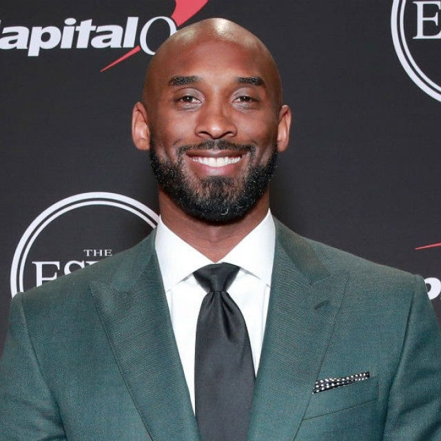 Kobe Bryant at the 2019 ESPYS