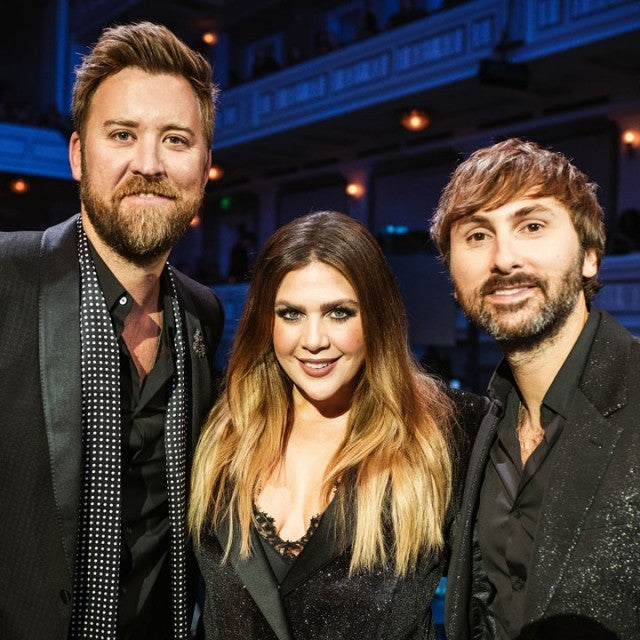 Lady Antebellum at 2019 CMT Artist of the Year