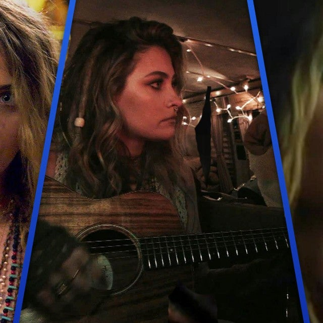 Paris Jackson Following in Dad Michael's Footsteps With Musical Career