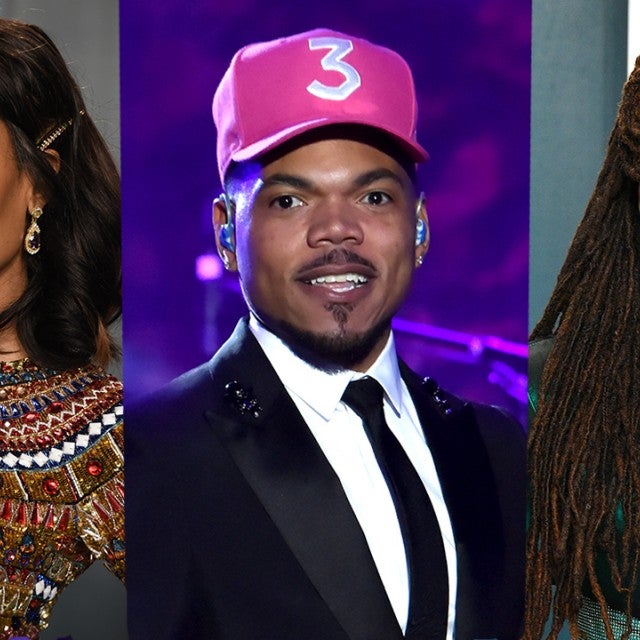 Blackout Tuesday: Kerry Washington, Chance the Rapper, Ava DuVernay