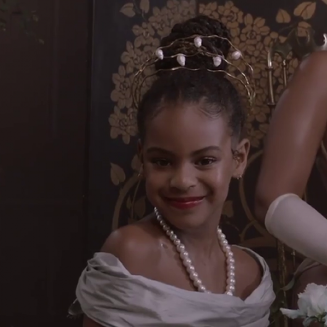 Blue Ivy Black Is King