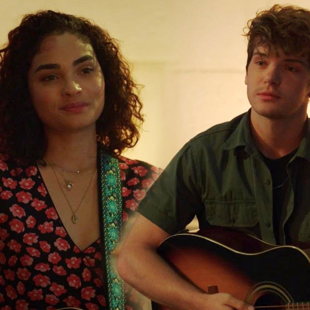 Watch 'Little Voice' Stars Brittany O'Grady and Colton Ryan Cover Amy Winehouse in First Look (Exclusive)