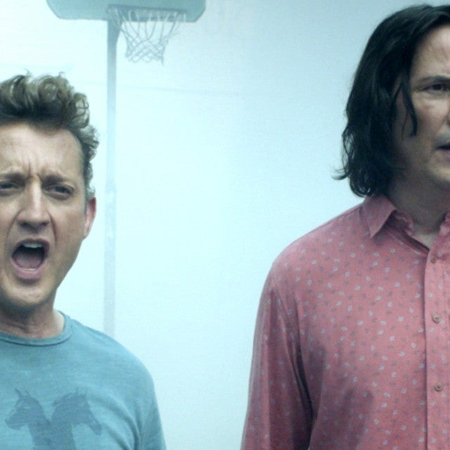 'Bill & Ted Face the Music' Trailer Reunites Keanu Reeves, Alex Winter