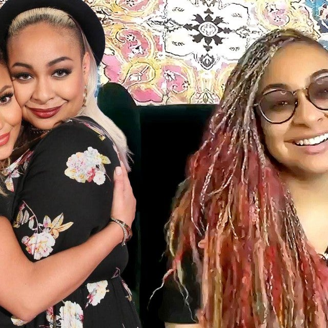Raven-Symoné on Possibly Joining Adrienne Houghton on 'The Real' (Exclusive)