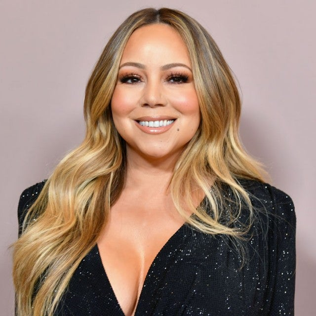 Mariah Carey at Variety's 2019 Power of Women: Los Angeles event