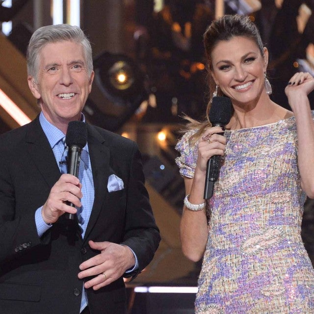 Erin Andrews Tom Bergeron