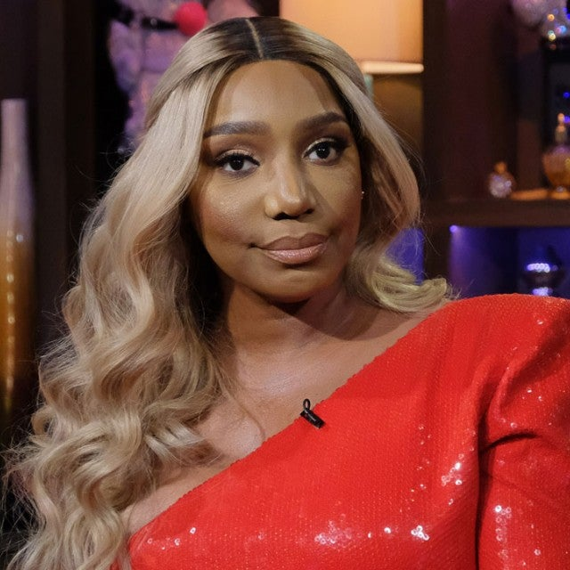 Nene Leakes on Watch What Happens Live With Andy Cohen - Season 17 in 2019