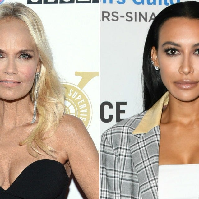 Kristin Chenoweth and Naya Rivera
