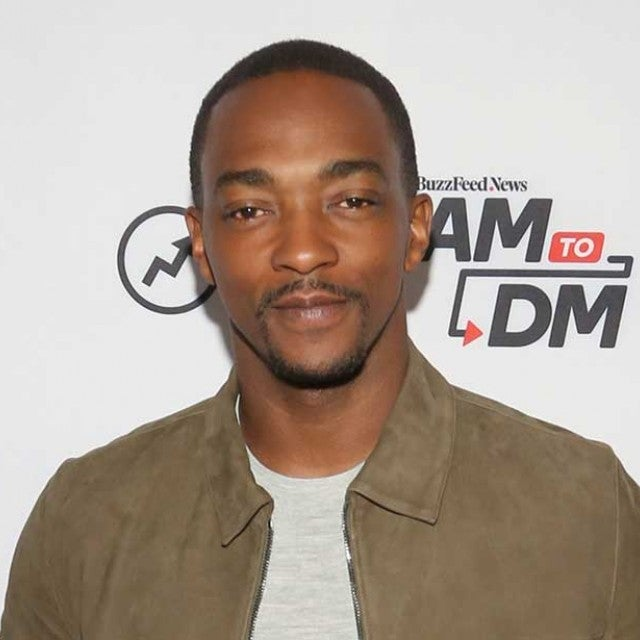Avengers: Infinity War: Anthony Mackie (FULL INTERVIEW