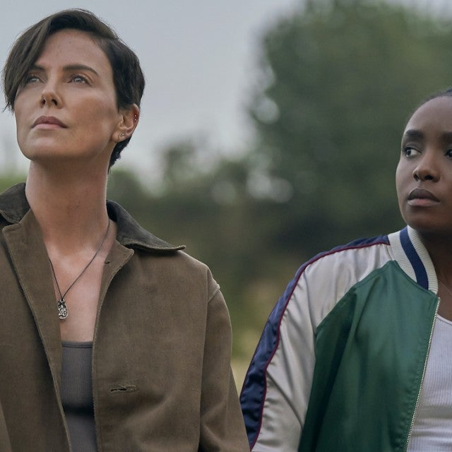 Charlize Theron, Kiki Layne, The Old Guard