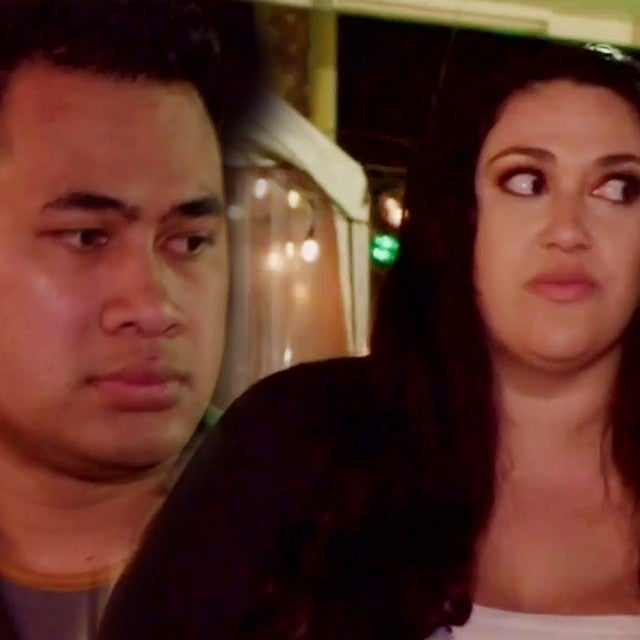 '90 Day Fiance:' Asuelu's Passionate Kiss With His Mom Leaves Kalani Feeling Awkward