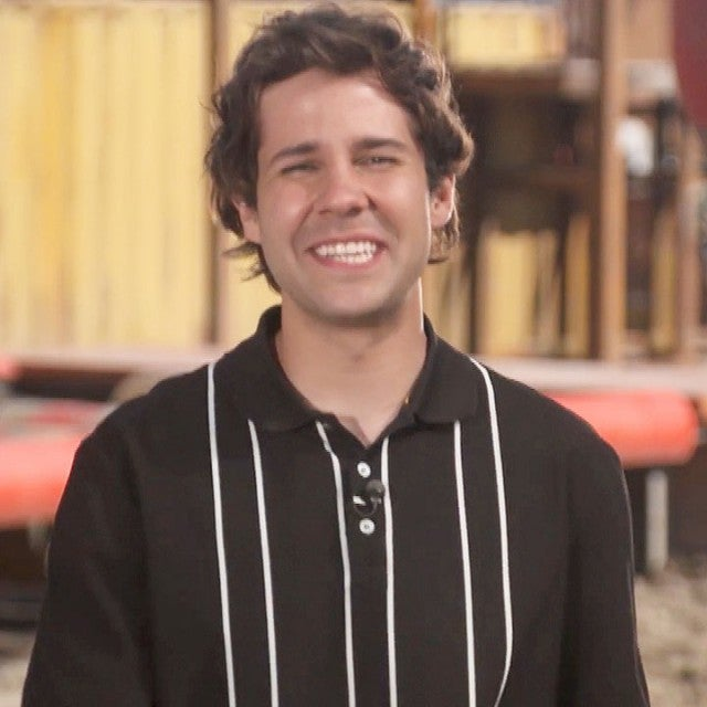 'Dodgeball Thunderdome' First Look! David Dobrik Hosts Wild New Competition