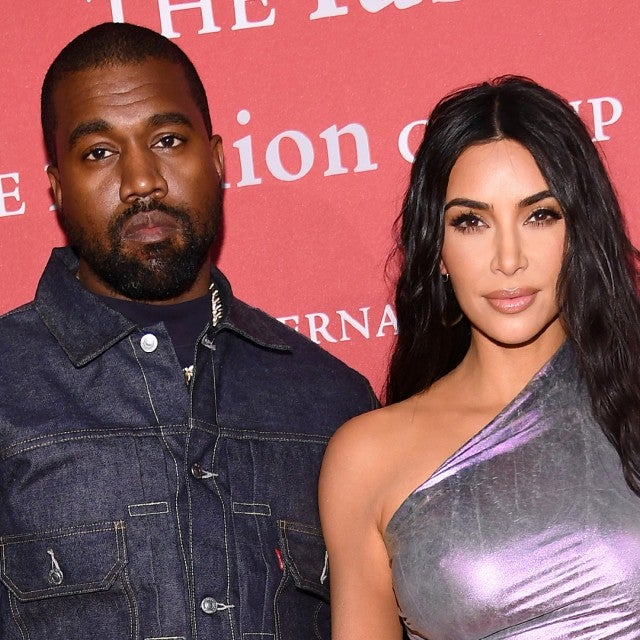 Kim Kardashian and Kanye West Travel Outside US to Spend Time With Their Kids