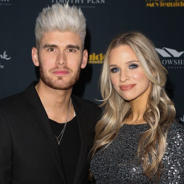 Colton Dixon and Annie Dixon