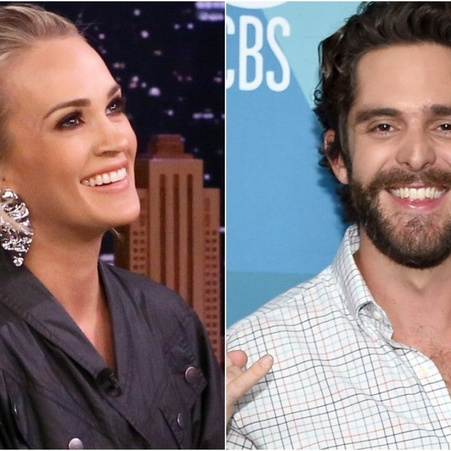 Carrie Underwood Thomas Rhett Split