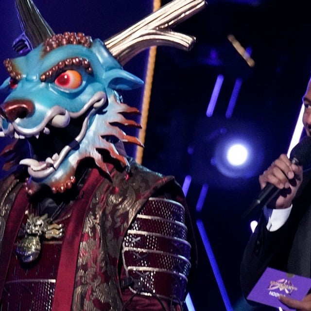 The Dragon on 'The Masked Singer'