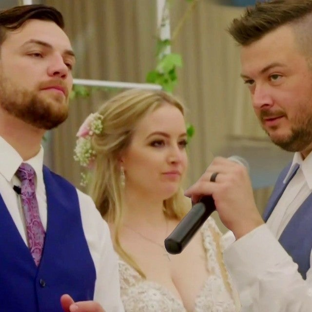 '90 Day Fiance:' Elizabeth's Brother Tries to Ruin Her Wedding