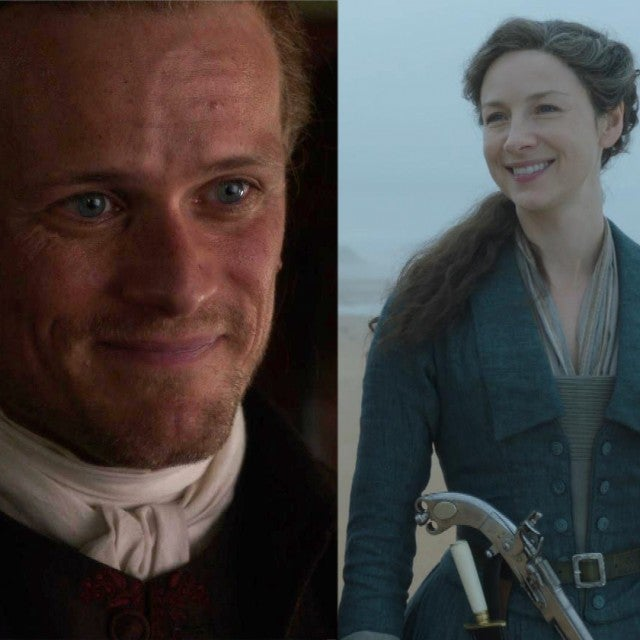 'Outlander' Bloopers: Watch Caitriona Balfe, Sam Heughan and the Cast Flub Their Lines in Season 5 (Exclusive)