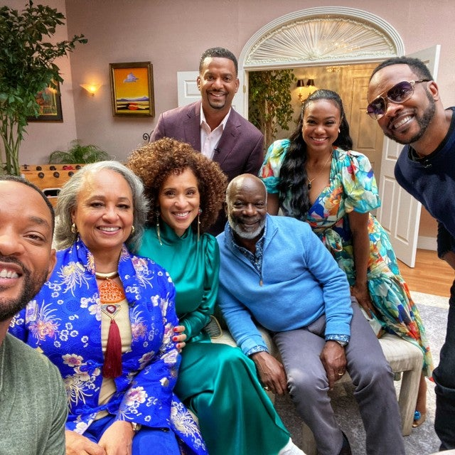 Will Smith Fresh Prince of Bel-Air Reunion HBO Max