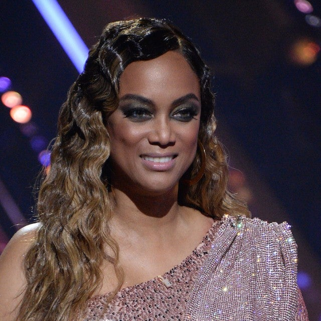 Tyra Banks DWTS Top 13 Elimination