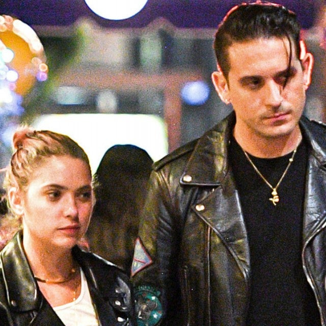 Ashley Benson and G-Eazy