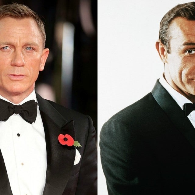 Daniel Craig Sean Connery
